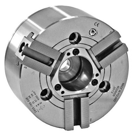 Токарный патрон тип 2405-K ZW