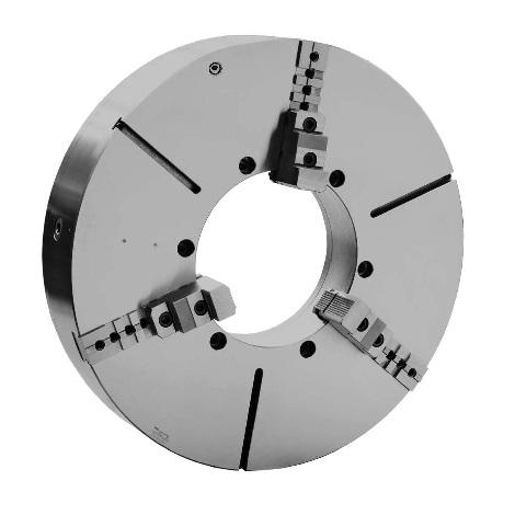 Токарный патрон большого диаметра тип 3205