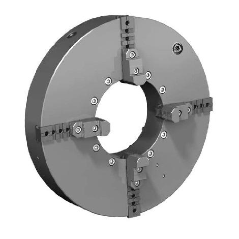 Токарный патрон большого диаметра тип 3605