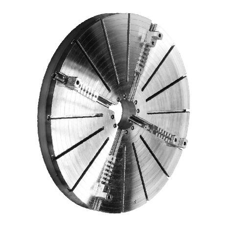 Токарный патрон большого диаметра тип 4305